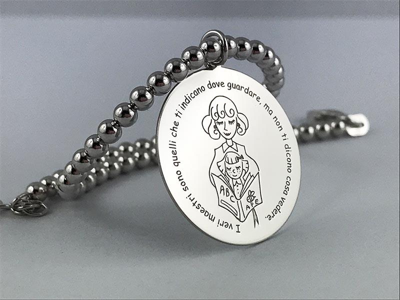 Famoso Idee regalo per la Maestra, Gioielli artigianali Lucca | Aurora  RX62