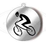 gioielli sport - indossa la tua passione - gioielli hobby - gioielli che rappresentano un lavoro - gioielli che rappresentano una passione - gioielli artigianali - gioielli personalizzati - aurora gioielli Lucca - sport - passione - bike - corsa in bicicletta