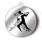 gioielli sport - indossa la tua passione - gioielli hobby - gioielli che rappresentano un lavoro - gioielli che rappresentano una passione - gioielli artigianali - gioielli personalizzati - aurora gioielli Lucca - sport - passione - danza - danza coppia - tango