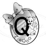 Capoculla Artigianali - Argento - Oro - Iniziali - Idee regalo Bambini - Orsetti - Coniglietti - Aurora Gioielli Lucca