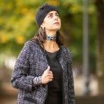 Shooting autunno - Autunno 2018 - Véstiti di lusso - gioielli artigianali - Lucca